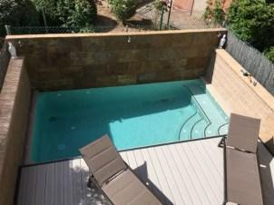 tarima madera ruedas piscina