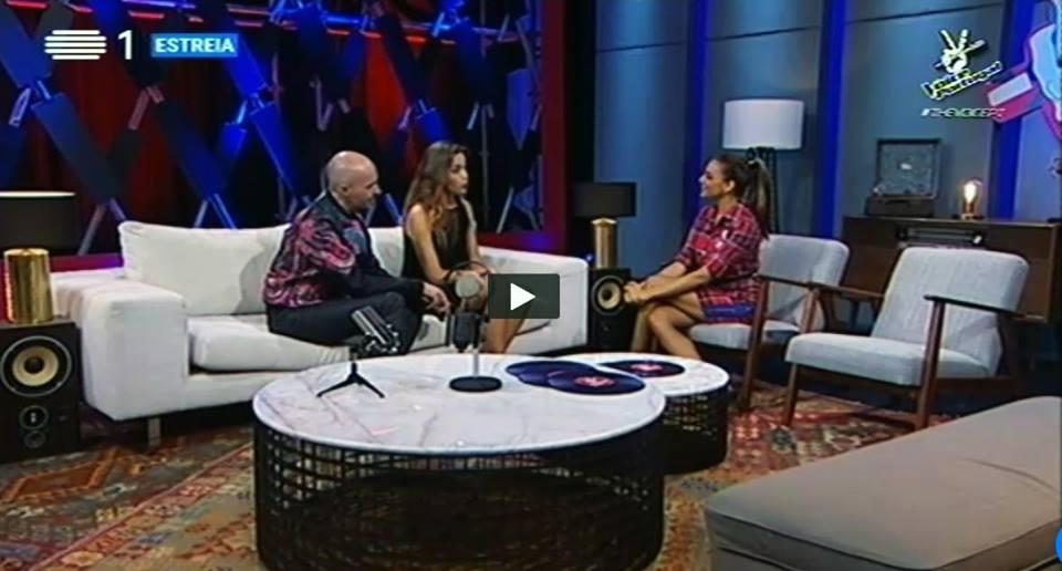 Sala de Entrevistas The Voice