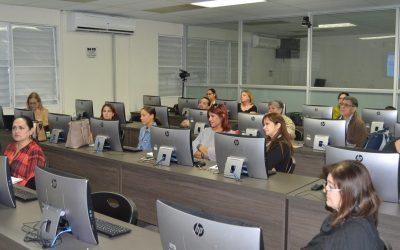 Celebran taller educativo de seguridad digital
