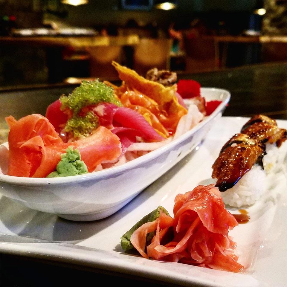 cobo sushi bistro sashimi