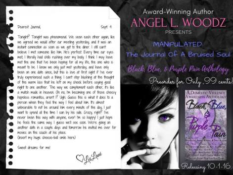 Award Winning -Author Angel L Woodz