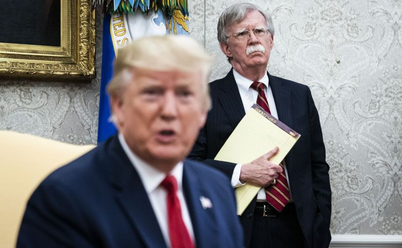 News Podcast: Barbershop Short, John Bolton And Global Racism