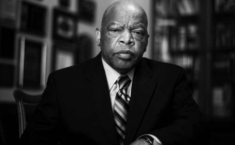 The Barbershop Podcast: John Lewis Was Not A Hero And The Corruption Of A President