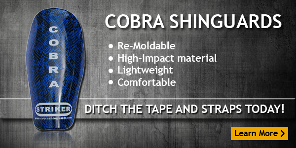 Cobra Shinguards