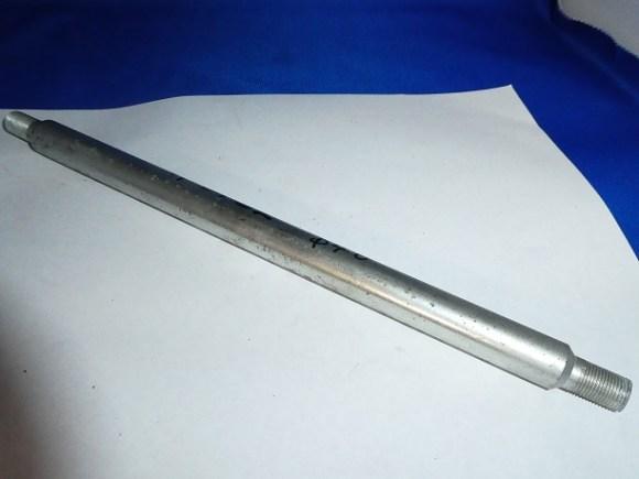 <strong><em>01-6462.  Foot Rest Bar. 1/;2 inch x 10 %/8 inch. 16MCS. 18CS. $40</em></strong>