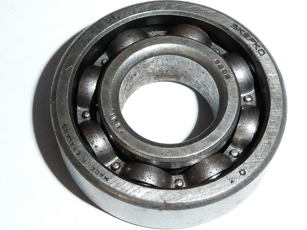 <strong><em>68-X-1 Bearing Mainshaft Kickstart End. Same as 38-7-1. CP $25</em></strong>