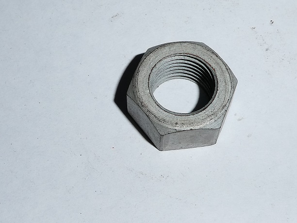 <strong><em>70-X-1  Nut for Kickstart Rachet to Mainshaft.  Same as 70-X  CP. $3</em></strong>