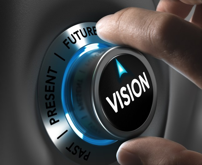 Select Vision for a great journey