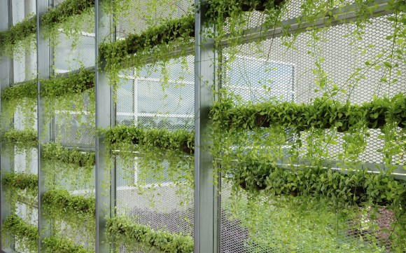 Students imagine the smart city Paris office of tomorrow