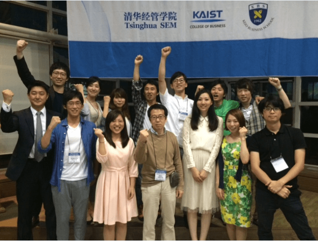 Prof. Hirokazu Kono, former Dean of Japan's leading business education institution Keio Business School, shares the story of the flagship China-Korea-Japan (CKJ) initiative that brings students and professors from three countries into contact with the Asian way of business and management.