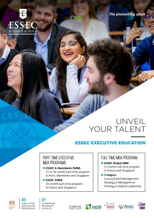 ESSEC GMBA and EMBA
