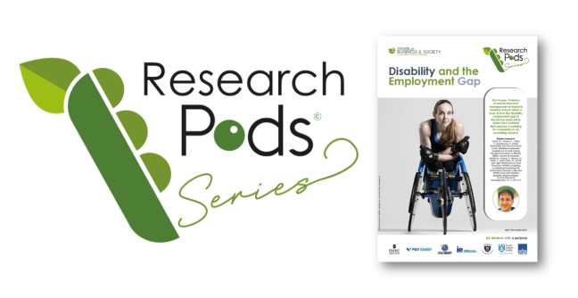 Kim Hoque, Prof. of Human Resource Management and Director of the Industrial Relations Research Unit at Warwick Business School, draws on his research and work into disability inclusion to provide a 9-point checklist for effective development and roll out of disability policy for your company or organisation.