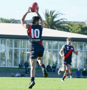 Promoted to the Vice Captaincy for 2015, Younan improved his game immensely, leading the clubs goalkicking.