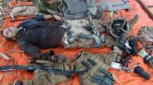 Lunes 14: Al-Shabaab publica en Twitter la foto del cadáver de un soldado francés (@HSMPress)