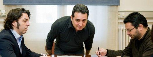 7. Bustos regresa al Ayuntamiento de Sabadell (LVE / Gemma Miralda)