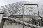 10. El Louvre, cerrado por carteristas (AFP)