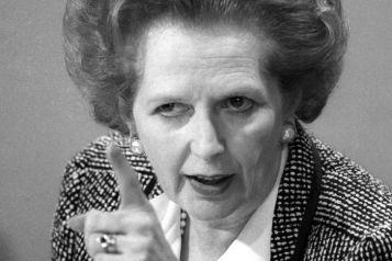 8. Muere Margaret Thatcher (Reuters)