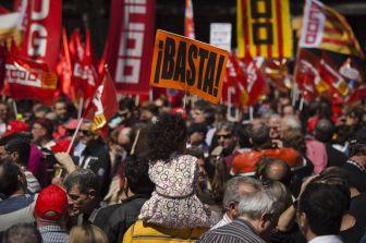 1. Manifestaciones por el Día del Trabajador (Enric Català)