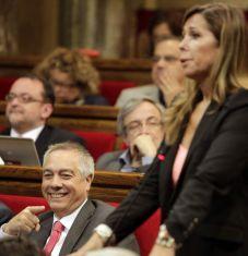 19. Sánchez-Camacho retira su querella contra M3 por espionaje (Efe)
