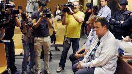21. 127 años de cárcel para el celador de Olot (Efe)