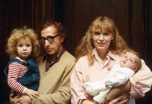 2. Dylan Farrow acusa a Woody Allen de abusos