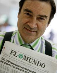 30. Pedro J. Ramírez, cesado