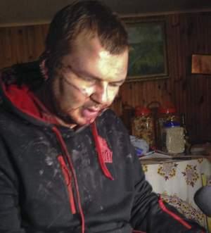 31. Torturado un opositor ucraniano (Olga Koshelenko)