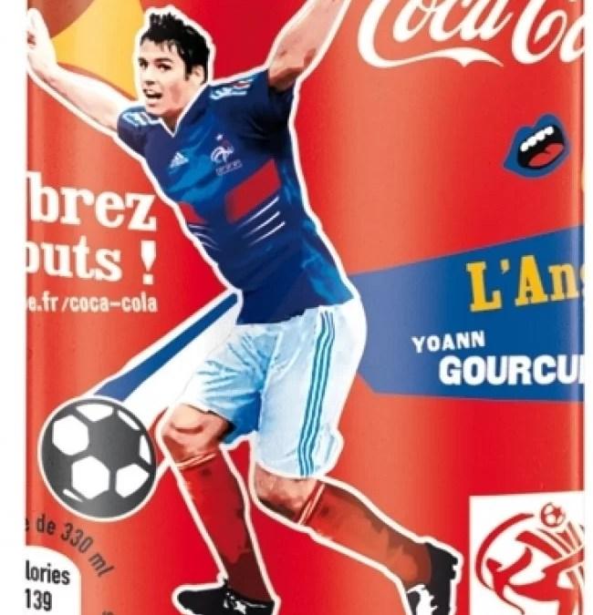Canettes Collector Coupe du Monde 2010 en France