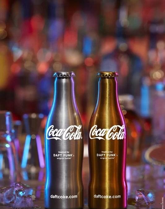 Coca-Cola & Daft Punk (Club Coke 2011)
