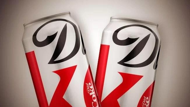 Une canette Coca-Cola Light en édition limitée aux Etats-Unis (maj)
