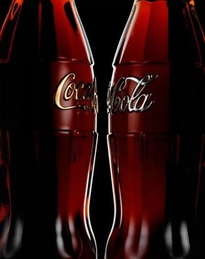 Bouteilles Coca-Cola x Daft Punk