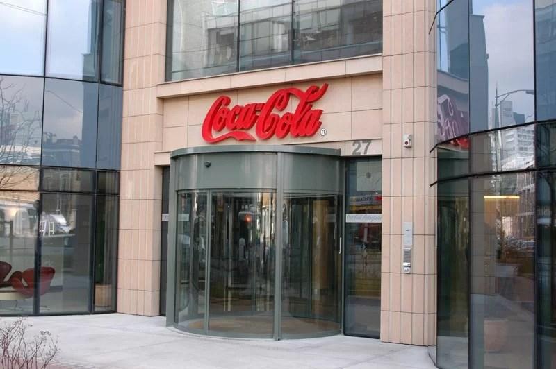 Quelques changements au sein des directions de Coca-Cola France et Coca-Cola Entreprise