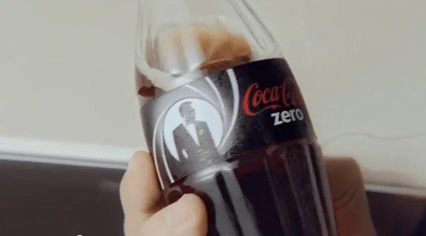 Découvrez la publicité Coca-Cola Zéro Zéro 7