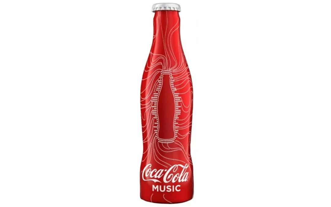 La bouteille Club Coke 2013 se dévoile