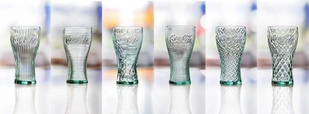 Verres Coca-Cola chez Mc Donald's Belgique