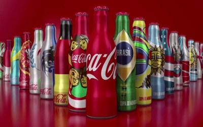 Des mini-bouteilles de Coca-Cola disponibles au Brésil