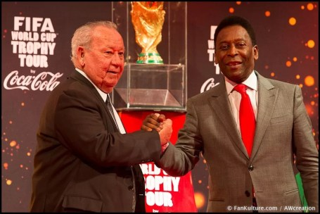 Just Fontaine, Pelé