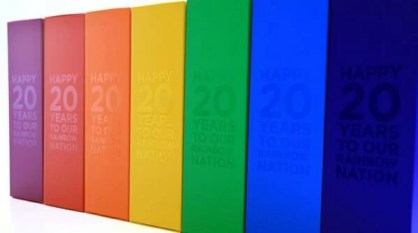 Rainbow Nation - Coffrets