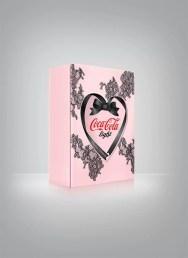 Coffret Coca-Cola Light par Chantal Thomass