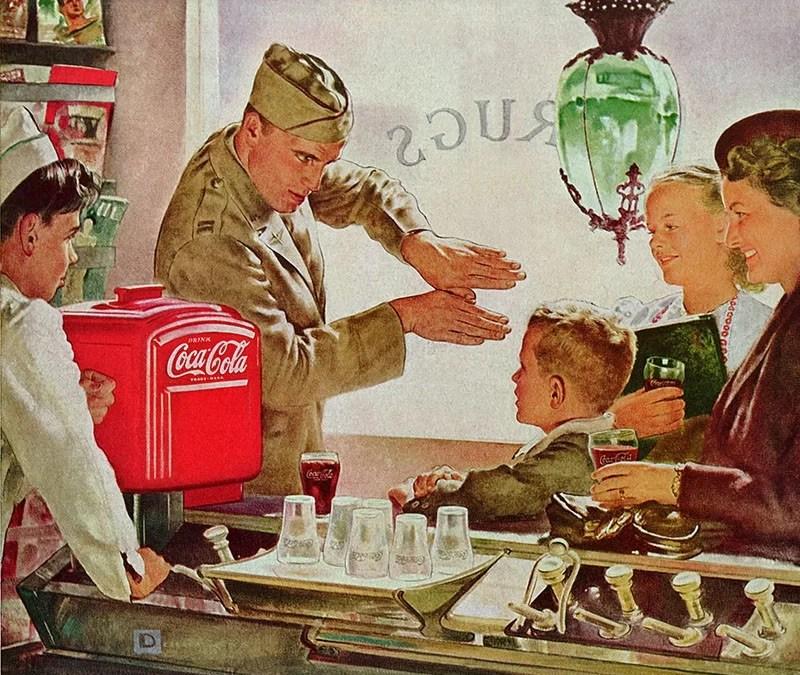 Coca-Cola s'associe à l'exposition commémorative des 70 ans de la libération de Paris
