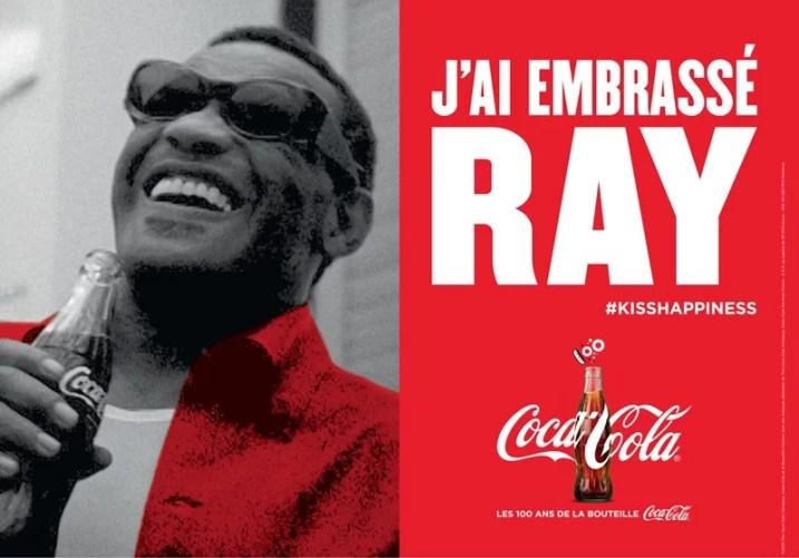 Coca-Cola - J'ai embrassé Ray