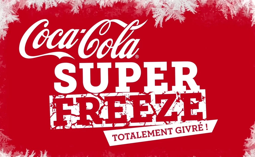 Coca-Cola Superfreeze disponible au Parc Astérix