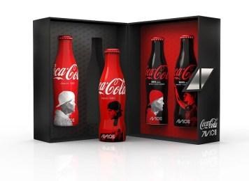 Coffret - Coca-Cola feat Avicii