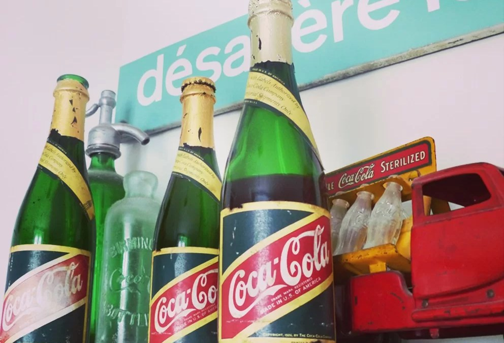 L'histoire de l'Export Bottle de Coca-Cola
