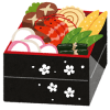 おせちの盛り付けを100均グッズで!飾りやお重も充実のセリア