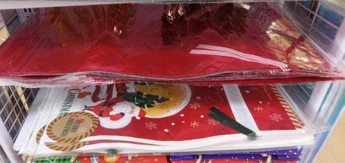 ダイソー クリスマス ラッピング