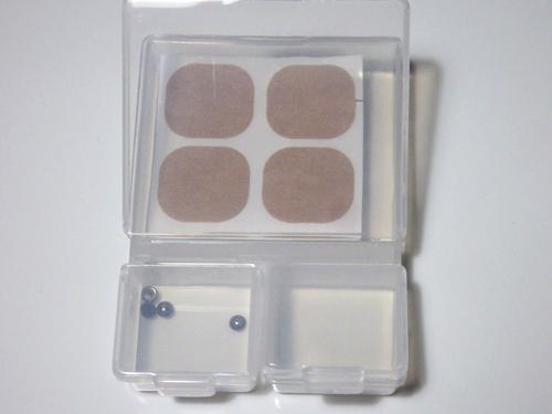 磁気治療器 貼り替えシール 保管