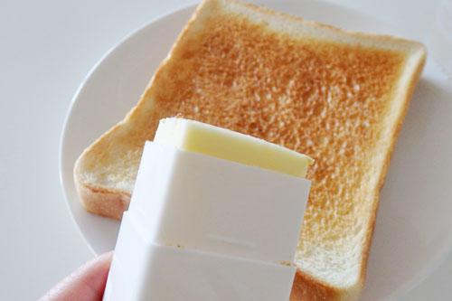 バター トースト 塗りやすい 便利グッズ 100均
