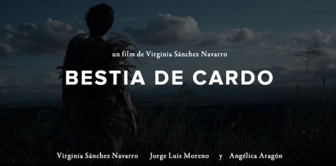 """Critica a """"Bestia de Cardo"""" (2015) de Virginia Sánchez Navarro"""