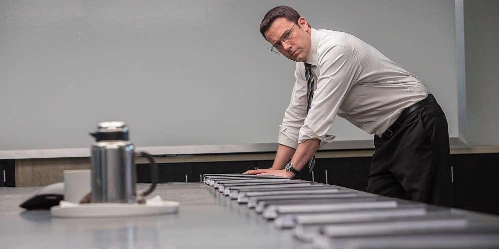 "Critica a ""The Accountant"" (2016) con Ben Affleck"